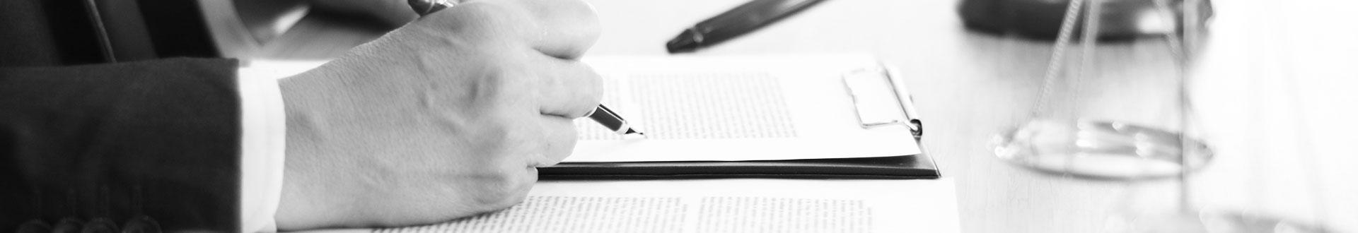 Dokumenty podpisane piórem